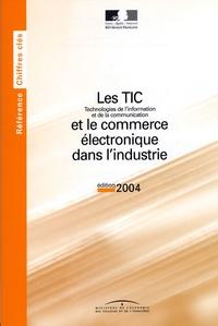 Pierrette Briant - Les tic et le commerce électronique dans l'industrie.