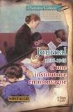 Pierrette Coltice - Journal d'une institutrice en montagne - 1936-1945.