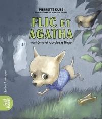 Téléchargements ebook gratuits pour ipad 1 Flic et Agatha par Pierrette Dubé 9782764439500 PDF MOBI