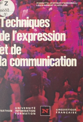 Techniques de l'expression et de la communication