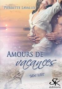 Pierrette Lavallée - Amours de vacances.