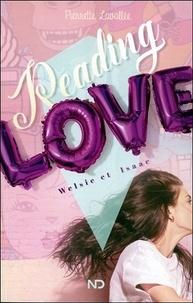 Pierrette Lavallée - Reading Love - Welsie et Isaac.