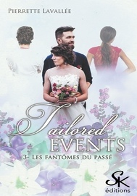 Livres audio gratuits torrents Tailored Events Tome 3 MOBI FB2 par Pierrette Lavallée 9782819105756