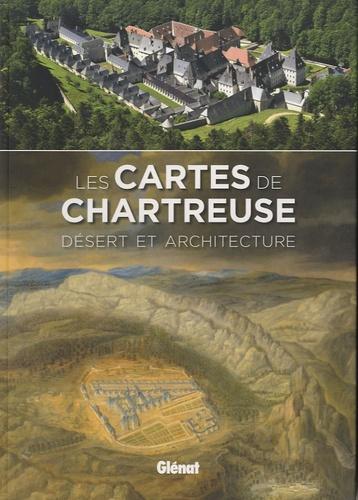 Pierrette Paravy - Les cartes de Chartreuse - Désert et architecture.