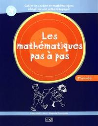 Pierrette Tranquille et Françoise Tchou - Les mathématiques pas à pas 2e année.