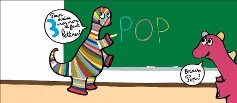 Pop  Pop à l'école