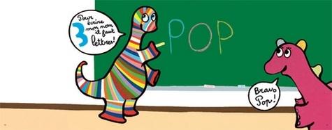 Pop  Pop à l'ecole