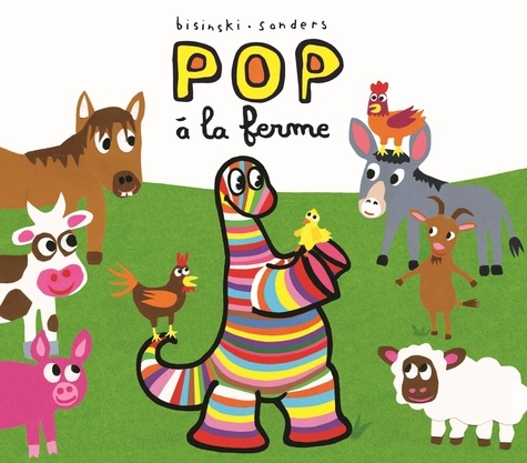 Pop  Pop à la ferme