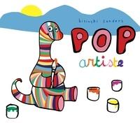 Pierrick Bisinski et Alex Sanders - Pop  : Pop artiste.