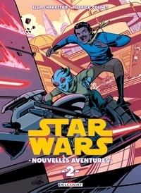 Pierrick Colinet et Elsa Charretier - Star Wars - Nouvelles Aventures Tome 2 : Intermission ; Affaire de famille.