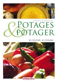 Deedr.fr Potages & potager - Je cultive, je cuisine Image