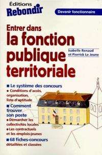 Pierrick Le Jeune et Isabelle Renaud - S'installer au Canada.
