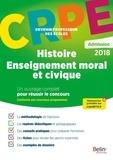 Pierrick Tarin - Histoire - Enseignement moral et civique - Epreuve orale d'admission CRPE.