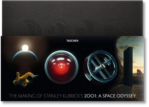Piers Bizoni - The Making of Stanley Kubrick's 2001 : A Space Odyssey.