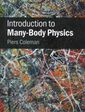 Piers Coleman - Introduction to Many-Body Physics.