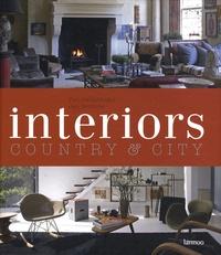 Piet Swimberghe et Jan Verlinde - Interiors Country and City - Edition trilingue français-anglais-flamand.