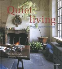Piet Swimberghe - Quiet living - Unique country interiors.