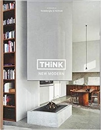 Piet Swimberghe et Jan Verlinde - Think New Modern - Edition anglais-français-néerlandais.
