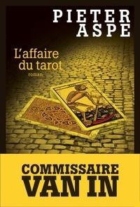 Pieter Aspe et Pieter Aspe - L'Affaire du tarot.