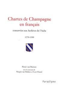Chartes de Champagne en français conservées aux archives de lAube 1270-1300.pdf