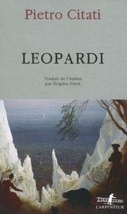 Pietro Citati - Leopardi.