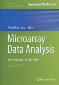 Pietro Hiram Guzzi - Microarray Data Analysis - Methods and Applications.