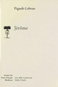 Pigault-Lebrun - Jérôme.