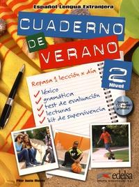 Pilar Justo Muñoz - Cuaderno de verano Nivel 2. 1 CD audio