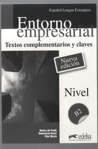 Pilar Marcé et Montserrat Bovet - Entorno empresarial, B2 - Textos complementarios y claves.