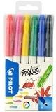 PILOT - Pochette de 6 feutres dessin Frixion Colors