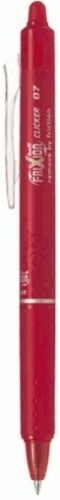 PILOT - Stylo roller Frixion Clicker rouge