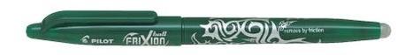 Stylo roller Frixion vert