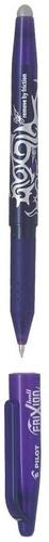 PILOT - Stylo roller Frixion violet
