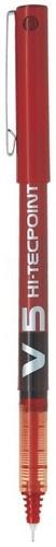 PILOT - Stylo roller Hi-Tecpoint V5 rouge