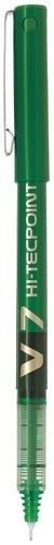 PILOT - Stylo roller Hi-Tecpoint V7 vert