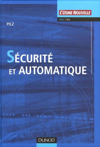 Pilz - Sécurité et automatique.