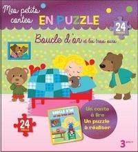 Deedr.fr Boucle d'or - Mes petits contes en puzzle Image