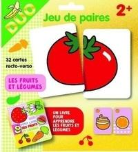 Pimchou et Marie-Hélène Grégoire - Les fruits & légumes.