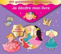 Pimchou - Les petites princesses - 60 gommettes repositionnables.