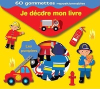 Pimchou - Les pompiers - 60 gommettes repositionnables.