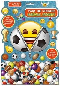 Pimchou - Ma pochette surprise Emoji Sports.