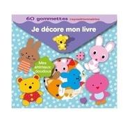Pimchou et Marie-Hélène Grégoire - Mes animaux doudous - 60 gommettes repositionnables.