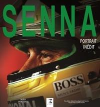 Pino Allievi et Carlo Cavicchi - Senna - Portrait inédit.