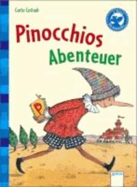 Pinocchios Abenteuer.