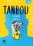 Piotr Barsony et Edmony Krater - Tanbou. 1 CD audio