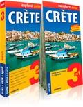 Piotr Jablonski - Crète - Avec 1 carte touristique 1/150 000.