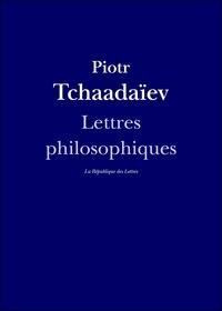 Piotr Tchaadaïev et  Tchaadaev - .