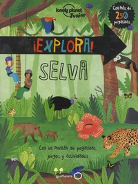 Pippa Curnick et Jen Feroze - Explora la selva.