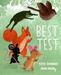 Pippa Goodhart et Anna Doherty - Best Test.