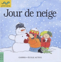 Pippa Goodhart - Jour de neige.